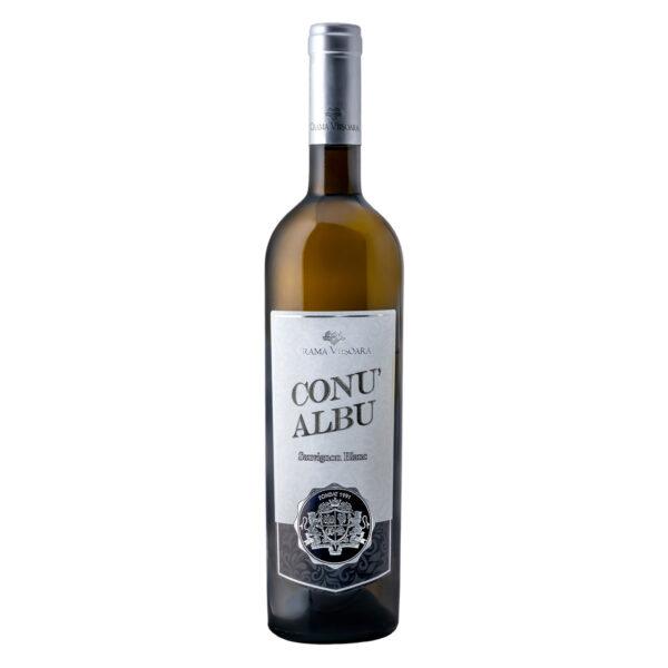 Sauvignon Blanc - Colectia Conu Albu - cramaviisoara.ro