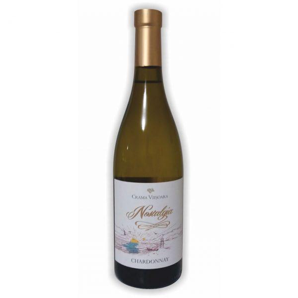 Chardonnay - Colectia Nostalgia - cramaviisoara.ro