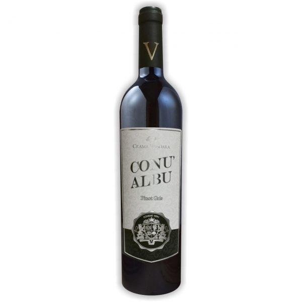 Pinot Gris - Colectia Conu Albu - cramaviisoara.ro
