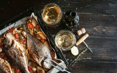 Ce vin merge la pește? Cum să faci cea mai potrivită alegere pentru a te bucura de savoarea mâncării?