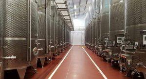 sectia de vinificare 2 Crama Viisoara