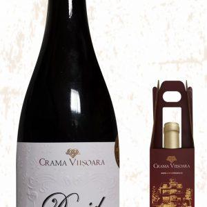 pachet cadou Chardonnay Barrique David